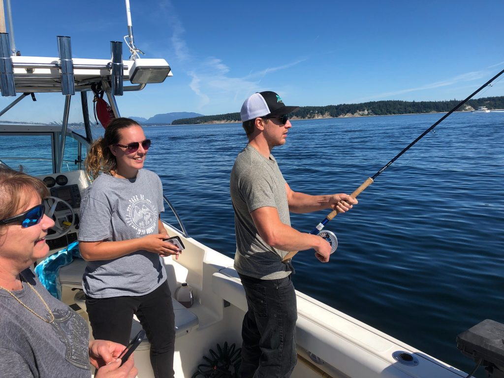 Campbell River Salmon Fishing Charters